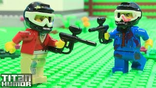 Lego Paintball Game