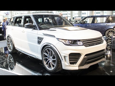 OVERFINCH RANGE ROVER SUPERSPORT | 1 of 25 - TOP MARQUES MONACO 2017 HQ