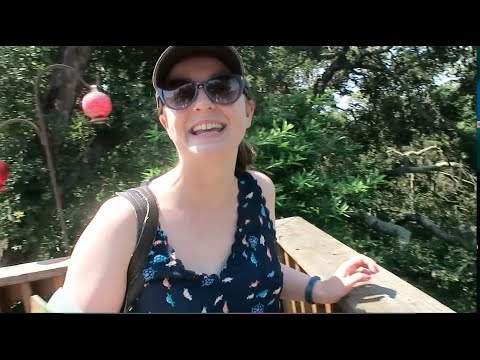 Vlog: Santa Barbara Botanic Garden & new job update (6/25 - 6/26/16)