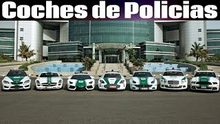 El análisis de los autos policia en México y otras partes del mundo.