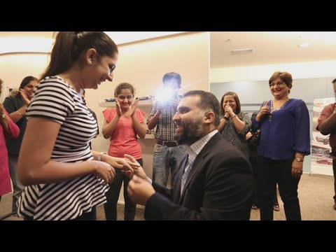 The Proposal  Ravin  Thasha