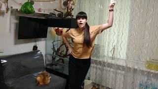 Музыкальная зарядка Дианы Анкудиновой на карантине