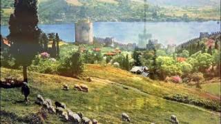 İSTANBUL TÜRKÜLERİ ( Daracık sokakları duman bürüdü ).
