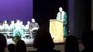 Taylor's West Linn High Baccalaureate Address