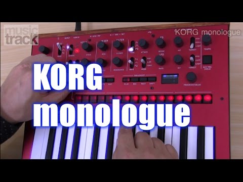 KORG monologue [English Captions]