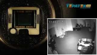 Технология день ночь, Механический ИК фильтр Day Night ICR(Видеообзор от ТД ТЕРАТЕК — системы безопасности Приобрести камеры с ИК-фильтром можно здесь: http://securtv.ru/catalog..., 2015-01-13T14:43:48.000Z)