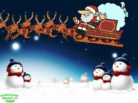 Canción de navidad Rodolfo el reno YouTube