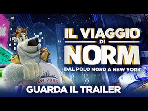 IL VIAGGIO DI NORM - Teaser Trailer Ufficiale - Dal 4 Febbraio Al Cinema
