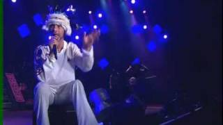"""Jamiroquai  """"Butterfly"""" Live At Montreux 2003 ."""