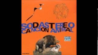 Soda Stereo - Cancion Animal 1990