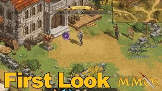 Record of Lodoss War Online Gameplay First Look - MMOs.com