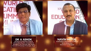 Announcement of 9th Higher Education and Human Resource Conclave Hyderabad