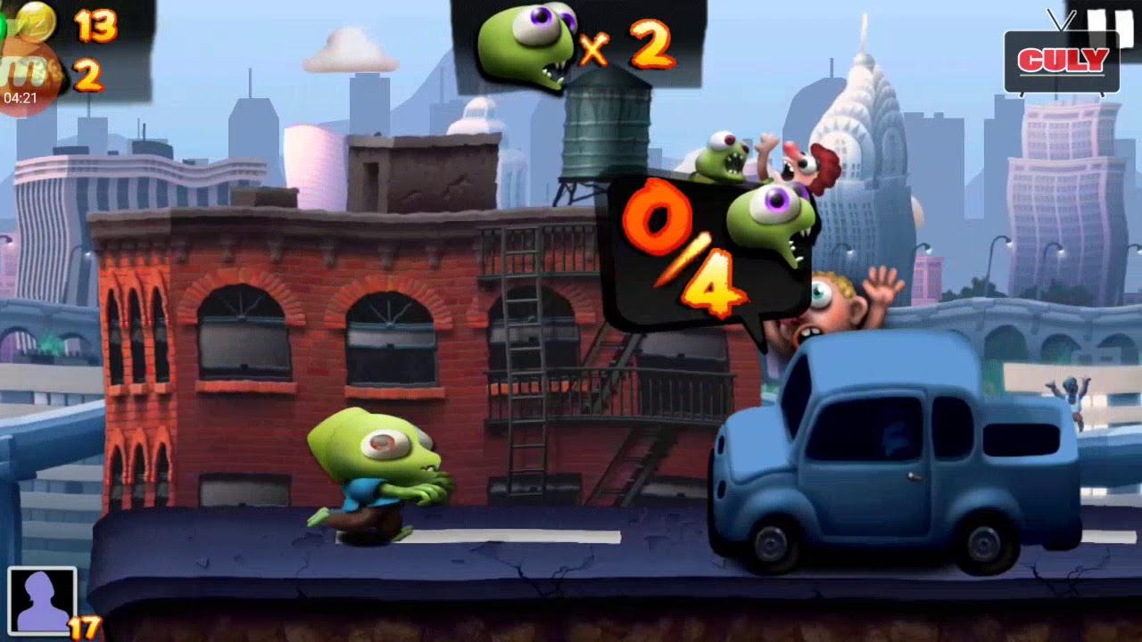 Chơi Zombie Tsunami – Zombie siêu quậy – cu lỳ chơi game vui nhộn