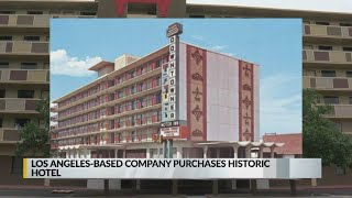 Los Angeles developer plans to restore historic Albuquerque hotel