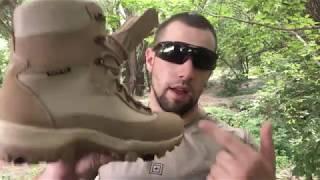 Обзор ботинок Фарадей 317