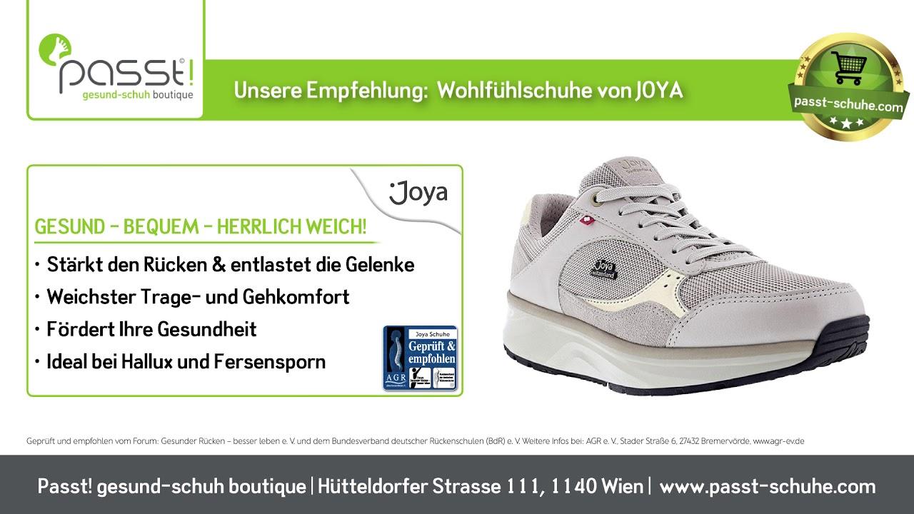 Joya Schuhe Kurzinfo Von Passt Schuhe Wien Youtube
