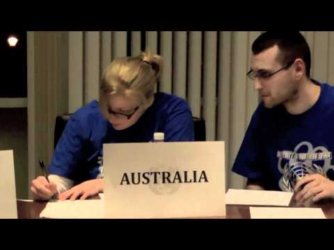 International Court of Justice Training Video