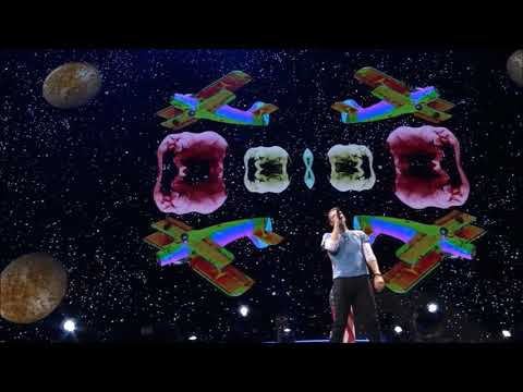 """Amazing Day"" - Coldplay Live! (HD) Rose Bowl 2016"