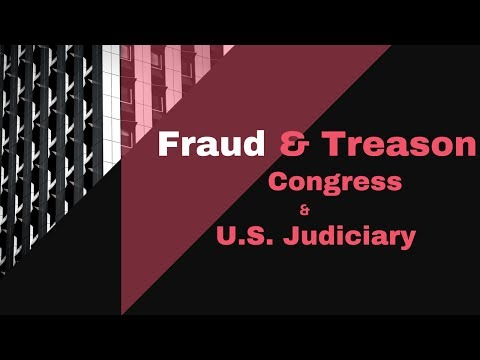 The Federal Judiciary is Pure Fraud