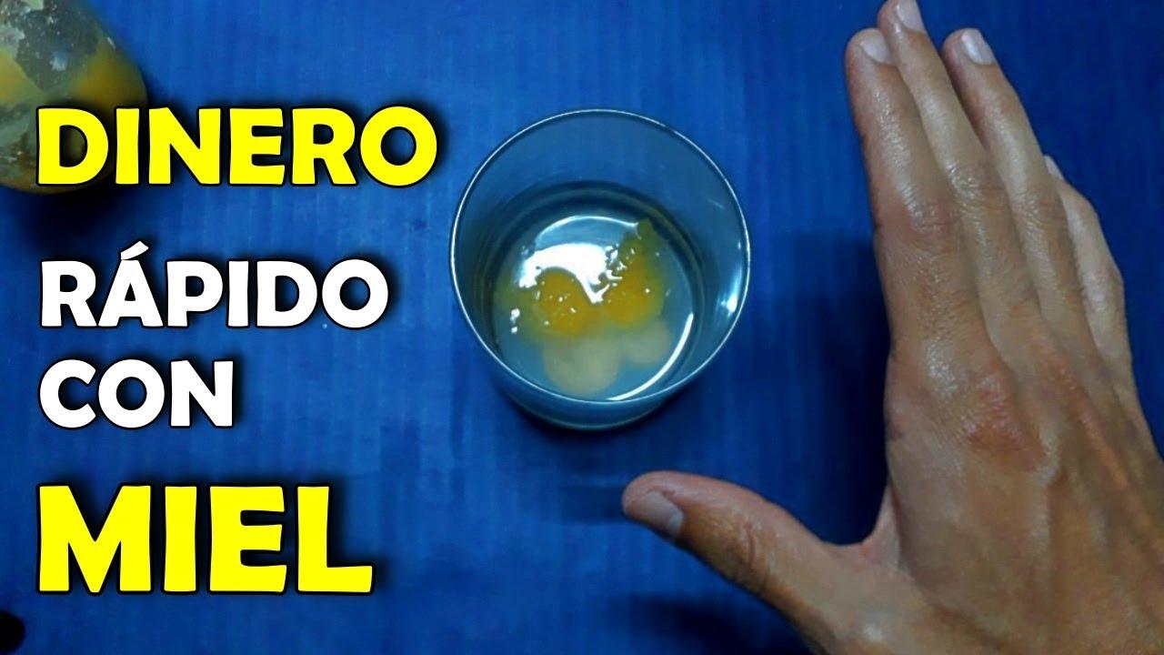 Hechizo Poderoso para ATRAER DINERO RÁPIDO - Atraer el Dinero con Miel, Limón y 3 Monedas 💲