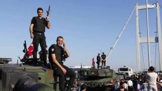 صور بعد الانقلاب الفاشل في تركيا