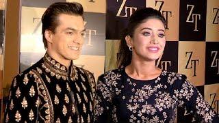 Download lagu Shivangi Joshi At Mohsin Khan Sister Wedding