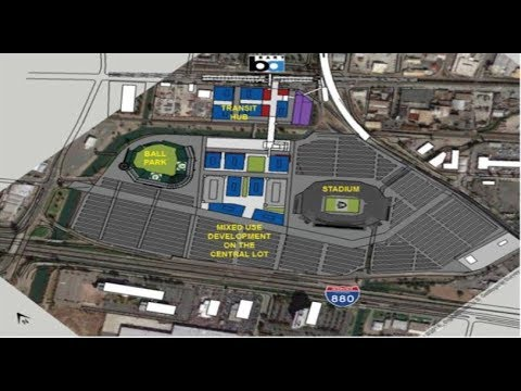 Oakland A's Make Offer To Buy Out Alameda County Share Of Coliseum Complex