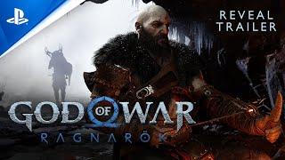 PS5 God of War 라그나로크 - PlayStation 쇼케이스 2021 트레일러 (한글 자막)