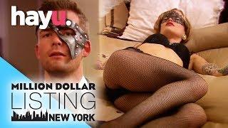 Ryan's Masquerade Open House | Million Dollar Listing New York
