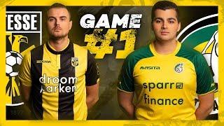 #VITFOR | Paskie Rokus vs Renzo Oemrawsingh | Game 1 | Poule C | Speelronde 2 | PS4 | eDivisie 1819