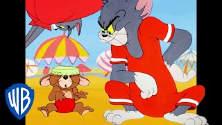 Tom & Jerry | Summertime Madness | Classic Cartoon Compilation | WB Kids