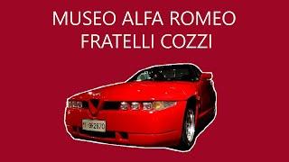 Visita al museo Alfa Romeo Fratelli Cozzi (Legnano)
