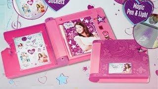 The Secret Diary Of Violetta / Sekretny Pamiętnik Violetty - Simba - 105569641 - Recenzja