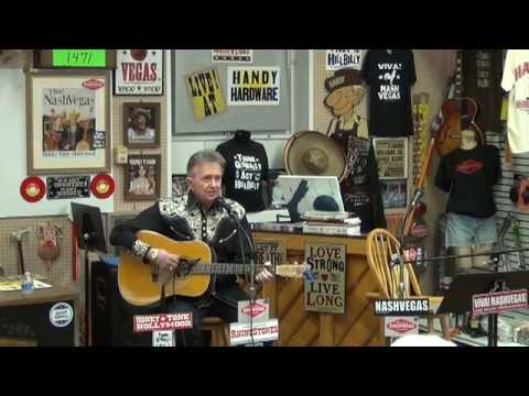 """Bill Anderson Sings His: """"Old Army Hat"""" on The """"Viva! NashVegas® Radio Show"""""""
