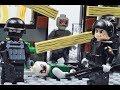 Lego S.W.A.T. - SWAT vs  Lego ZOMBIES