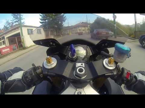 Crazy road drift kawasaki 636