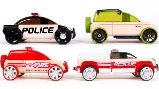 Learn Colors with Automoblox Toy Cars for Kids | Learning with Yippee Toys
