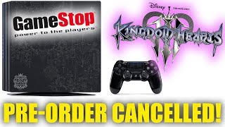 Gamestop Oversells Kingdom Hearts 3 Ps4 Special Edition And Fans Are Mad