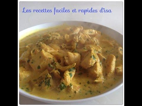recette-de-poulet-au-curry-facile-et-rapide
