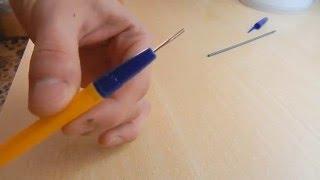 видео Набор инструментов и материалов для квиллинга