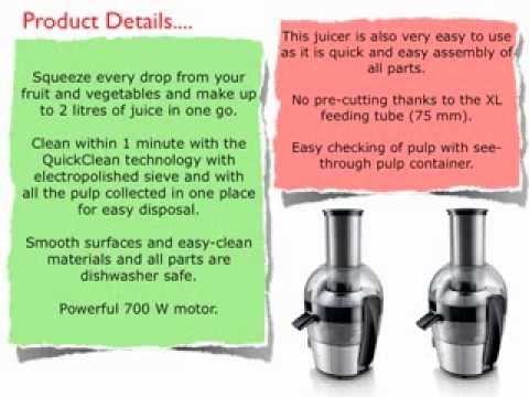juicer pro juice extractor