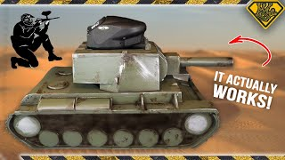 Download Homemade Paintball TANK Mp3 and Videos