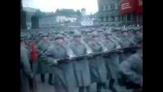 Парад РККА 1935 г