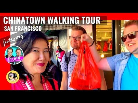 Walking Tour Of Chinatown (San Francisco Highlights)