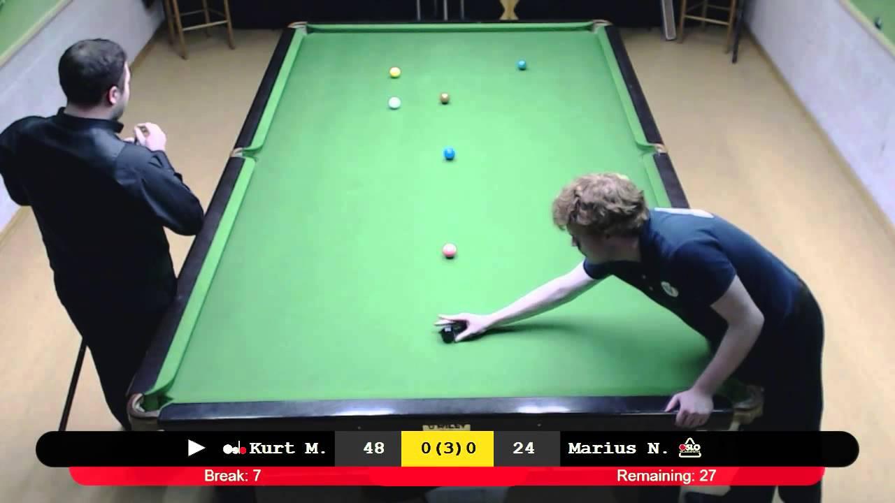 Live Snooker Stream