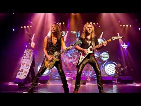 Judas Priest Evil Never Dies Lyric Video