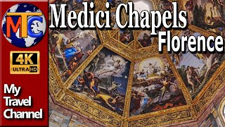 The Medici Chapels - Florence Italy