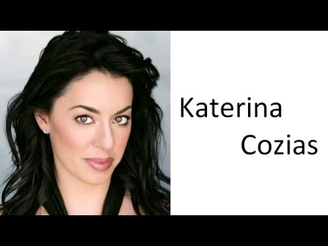 Katerina Cozias Compilation Host Reel - YouTube
