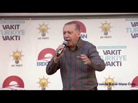 Recep Tayyip Erdogan (reis) istedi,bizde yaptik