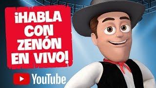 ¡Habla con Zenón EN VIVO! 🔴 La Granja de Zenón y más canciones! | El Reino Infantil